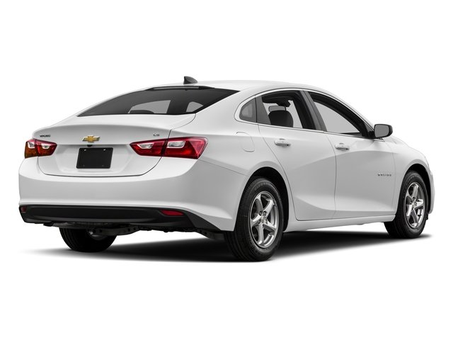 2018 Chevrolet Malibu Base Price 4dr Sdn LS w/1LS Pricing side rear view