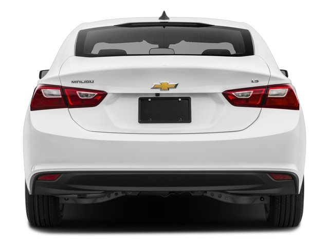 2018 Chevrolet Malibu Base Price 4dr Sdn LS w/1LS Pricing rear view