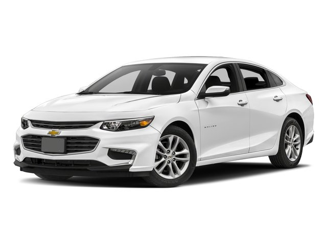 2018 Chevrolet Malibu Base Price 4dr Sdn LT w/1LT Pricing side front view
