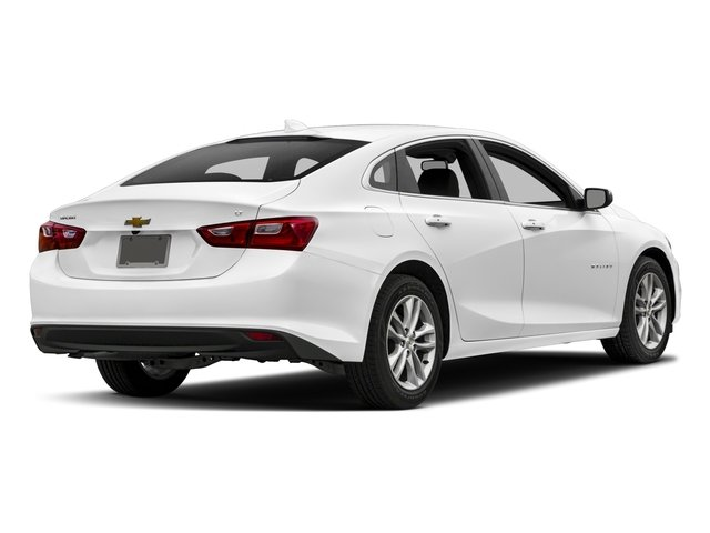 2018 Chevrolet Malibu Base Price 4dr Sdn LT w/1LT Pricing side rear view