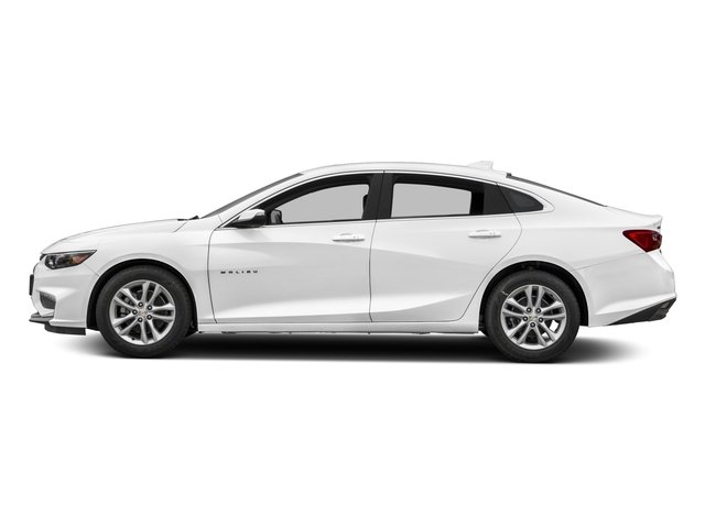 2018 Chevrolet Malibu Base Price 4dr Sdn LT w/1LT Pricing side view