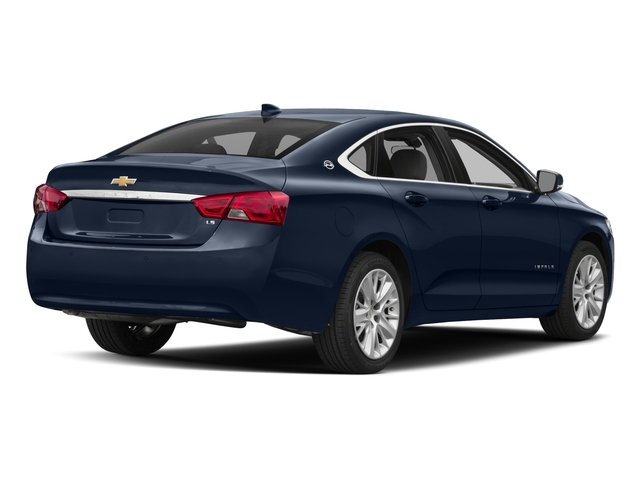 2018 Chevrolet Impala Pictures Impala 4dr Sdn LS w/1FL photos side rear view