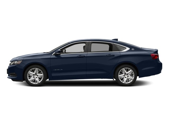 2018 Chevrolet Impala Pictures Impala 4dr Sdn LS w/1LS photos side view