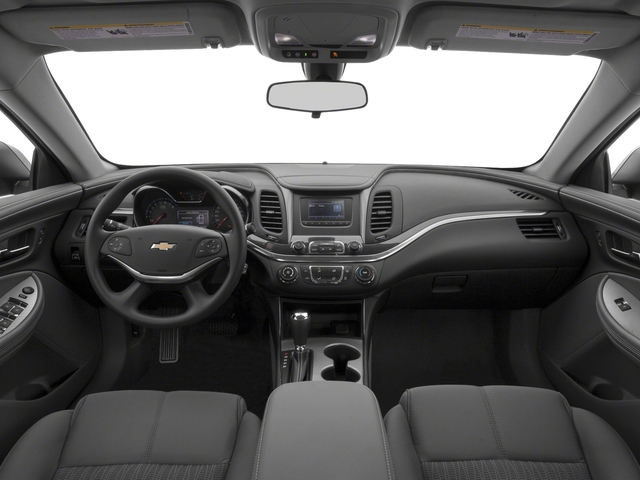 2018 Chevrolet Impala Pictures Impala 4dr Sdn LS w/1LS photos full dashboard