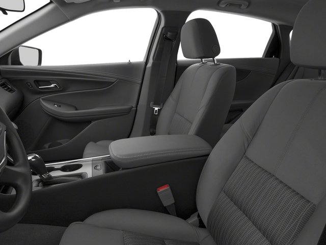2018 Chevrolet Impala Pictures Impala 4dr Sdn LS w/1LS photos front seat interior