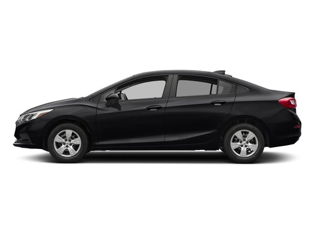 2018 Chevrolet Cruze Base Price 4dr Sdn 1.4L LS w/1SB Pricing side view
