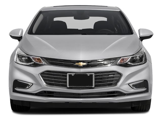 2018 Chevrolet Cruze Base Price 4dr Sdn 1.4L Premier w/1SF Pricing front view