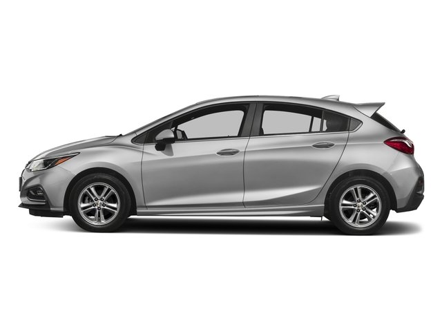 2018 Chevrolet Cruze Base Price 4dr HB 1.4L LT w/1SC Pricing side view