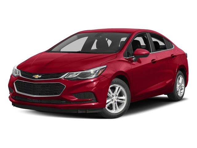 2018 Chevrolet Cruze Base Price 4dr Sdn 1.4L LT w/1SD Pricing side front view