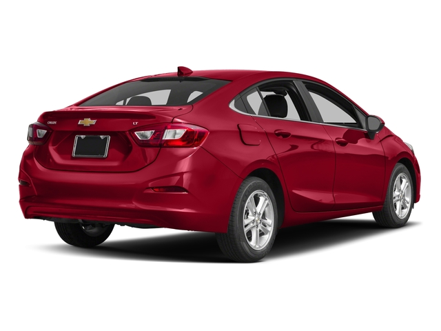 2018 Chevrolet Cruze Base Price 4dr Sdn 1.4L LT w/1SD Pricing side rear view