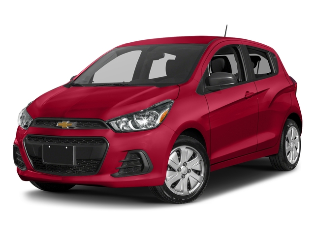 2018 Chevrolet Spark Base Price 5dr HB CVT LS Pricing side front view