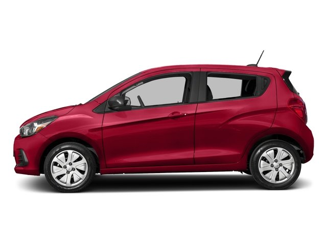 2018 Chevrolet Spark Base Price 4dr HB Man LS Pricing side view