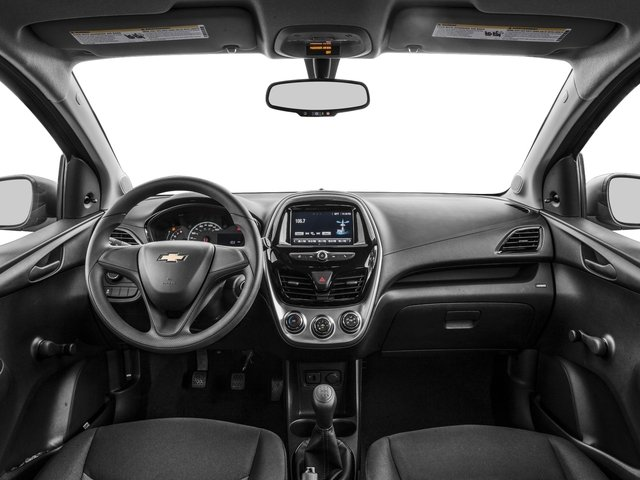 2018 Chevrolet Spark Base Price 4dr HB Man LS Pricing full dashboard
