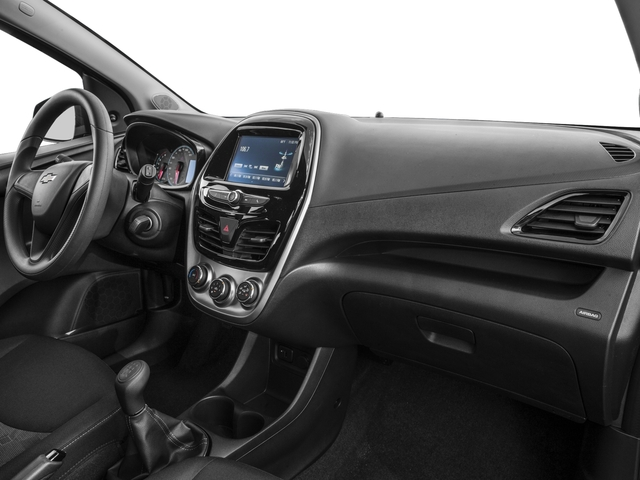 2018 Chevrolet Spark Base Price 4dr HB Man LS Pricing passenger's dashboard