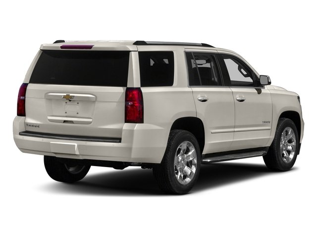 2018 Chevrolet Tahoe Base Price 4WD 4dr Commercial Pricing side rear view