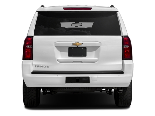 2018 Chevrolet Tahoe Pictures Tahoe 2WD 4dr LT photos rear view