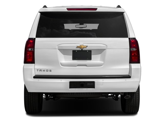 2018 Chevrolet Tahoe Base Price 4WD 4dr LS Pricing rear view