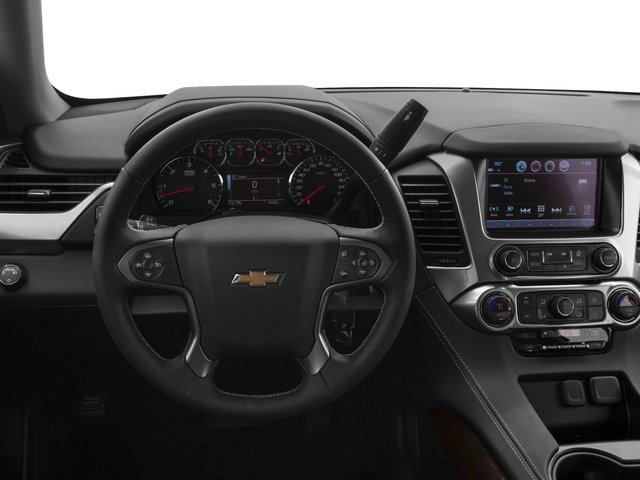 2018 Chevrolet Tahoe Base Price 4WD 4dr LS Pricing driver's dashboard