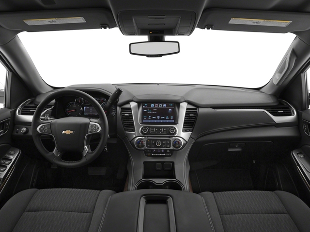 2018 Chevrolet Tahoe Base Price 4WD 4dr LS Pricing full dashboard