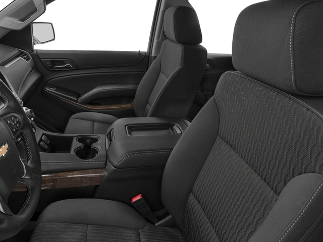 2018 Chevrolet Tahoe Base Price 4WD 4dr LS Pricing front seat interior