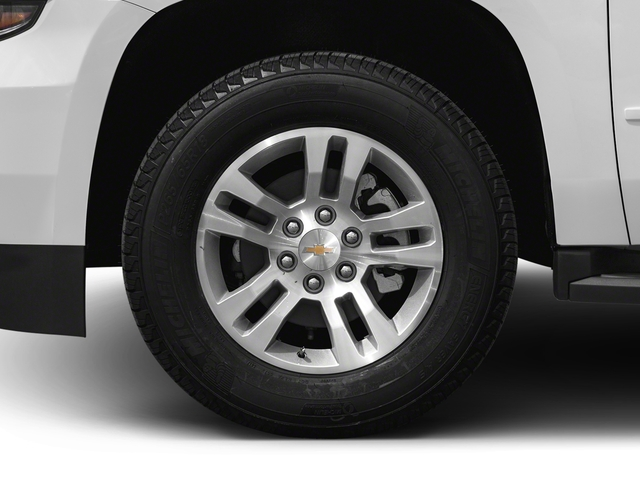 2018 Chevrolet Tahoe Base Price 4WD 4dr LS Pricing wheel