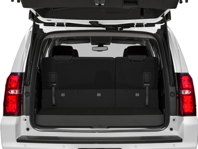 2018 Chevrolet Tahoe Base Price 4WD 4dr LS Pricing open trunk