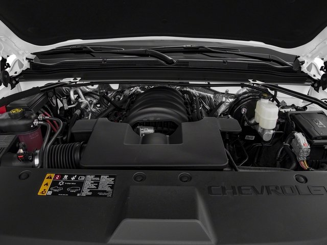 2018 Chevrolet Tahoe Pictures Tahoe 2WD 4dr LT photos engine