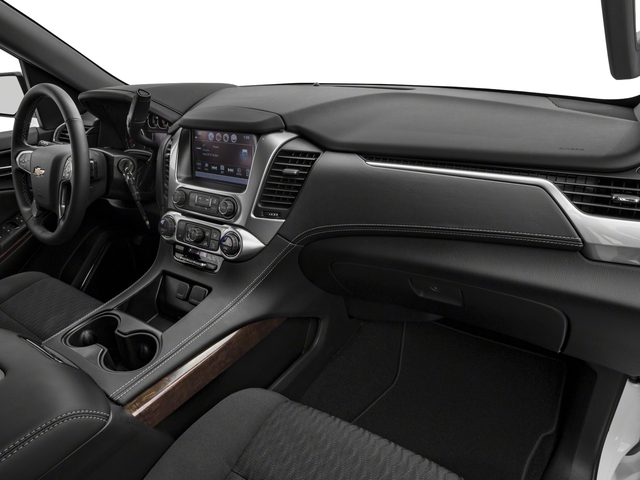2018 Chevrolet Tahoe Base Price 4WD 4dr LS Pricing passenger's dashboard