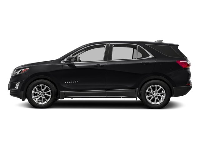 2018 Chevrolet Equinox Base Price AWD 4dr LT w/2LT Pricing side view
