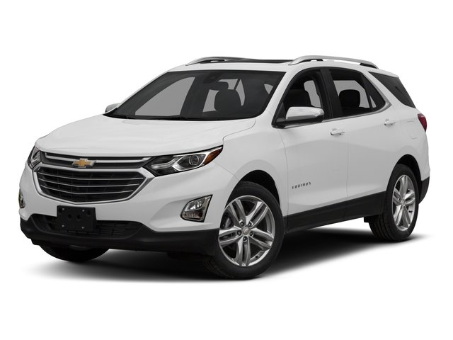 2018 Chevrolet Equinox Base Price FWD 4dr Premier w/1LZ Pricing side front view