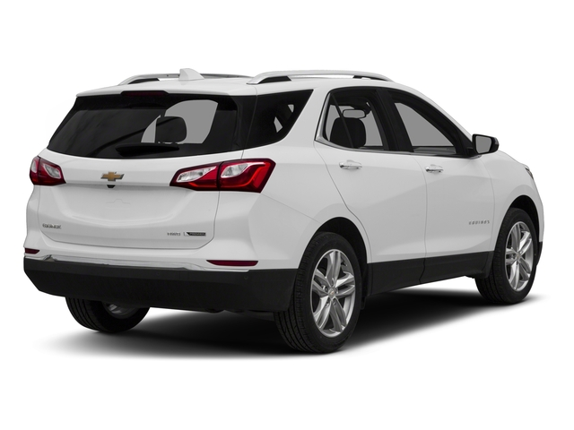 2018 Chevrolet Equinox Base Price FWD 4dr Premier w/1LZ Pricing side rear view