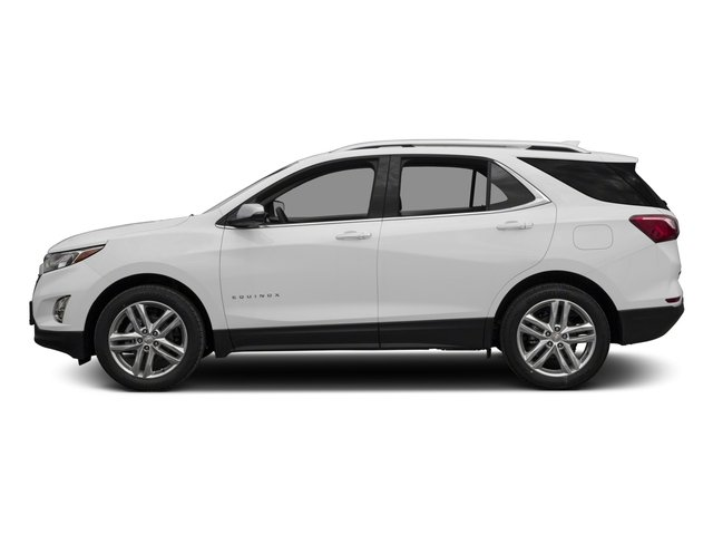 2018 Chevrolet Equinox Base Price FWD 4dr Premier w/1LZ Pricing side view