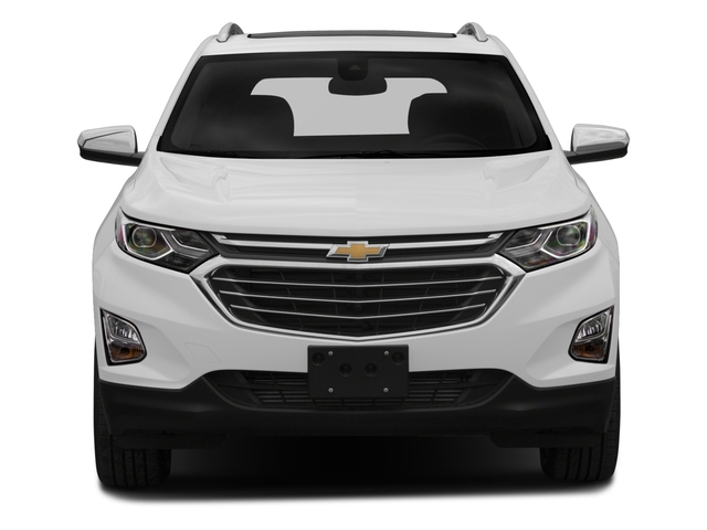 2018 Chevrolet Equinox Base Price FWD 4dr Premier w/1LZ Pricing front view