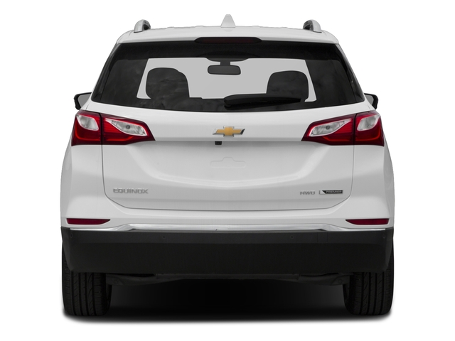 2018 Chevrolet Equinox Base Price FWD 4dr Premier w/1LZ Pricing rear view