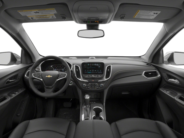 2018 Chevrolet Equinox Base Price FWD 4dr Premier w/1LZ Pricing full dashboard