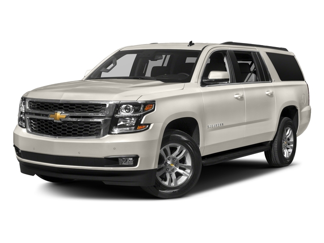 2018 Chevrolet Suburban Pictures Suburban 4WD 4dr 1500 LT photos side front view