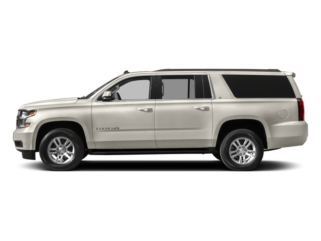 2018 Chevrolet Suburban Pictures Suburban 4WD 4dr 1500 LT photos side view
