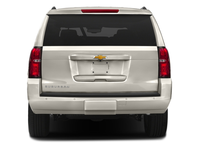 2018 Chevrolet Suburban Pictures Suburban 4WD 4dr 1500 LT photos rear view