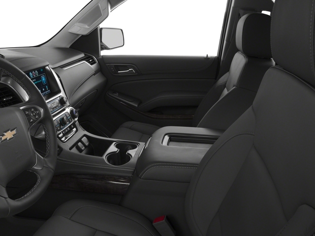 2018 Chevrolet Suburban Base Price 4WD 4dr 3500 LS Pricing front seat interior
