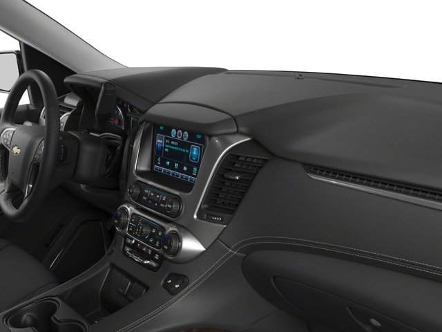 2018 Chevrolet Suburban Base Price 4WD 4dr 3500 LS Pricing passenger's dashboard
