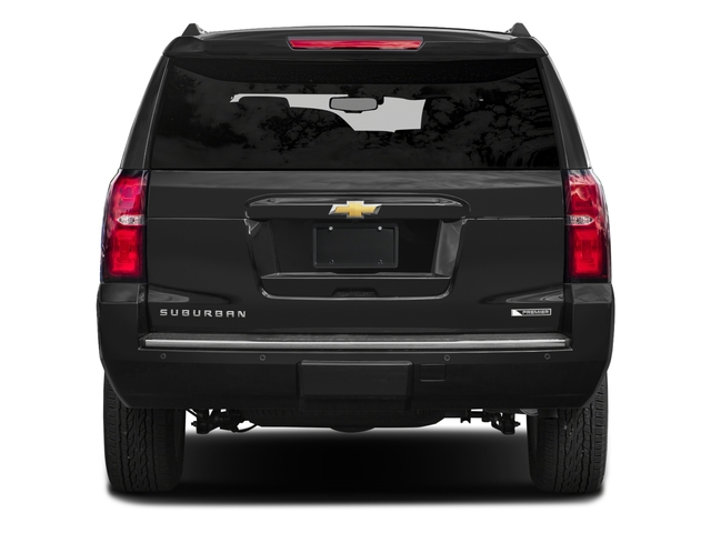 2018 Chevrolet Suburban Pictures Suburban 2WD 4dr 1500 Premier photos rear view
