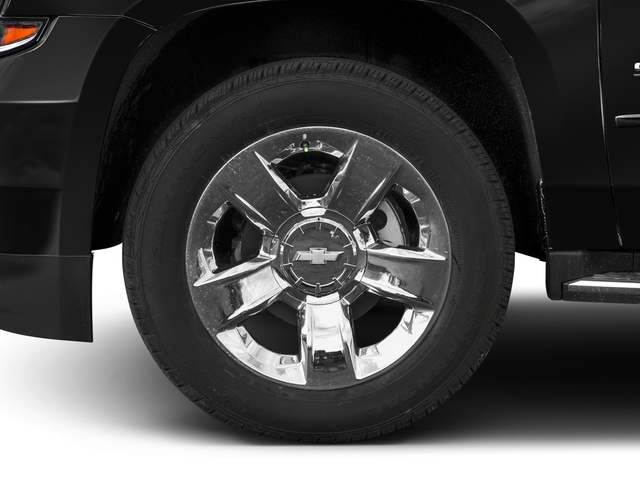 2018 Chevrolet Suburban Pictures Suburban 2WD 4dr 1500 Premier photos wheel