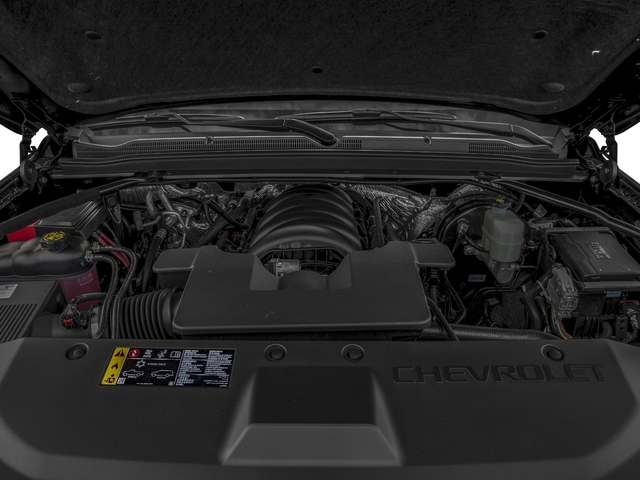 2018 Chevrolet Suburban Pictures Suburban 2WD 4dr 1500 Premier photos engine
