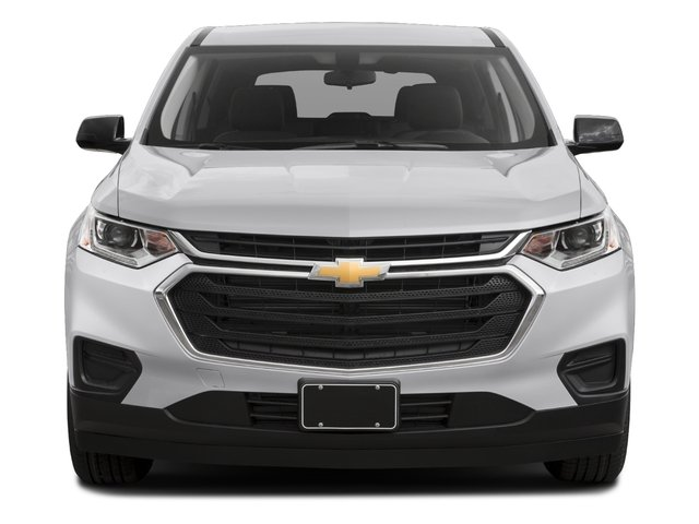 2018 Chevrolet Traverse Pictures Traverse AWD 4dr LS w/1LS photos front view