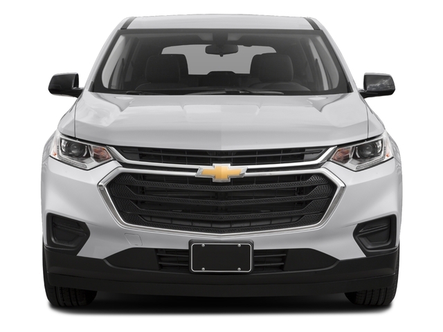 2018 Chevrolet Traverse Pictures Traverse FWD 4dr LS w/1FL photos front view