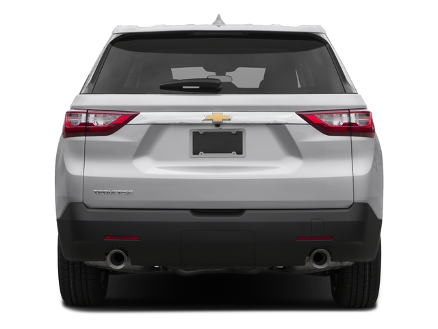 2018 Chevrolet Traverse Pictures Traverse AWD 4dr LS w/1LS photos rear view