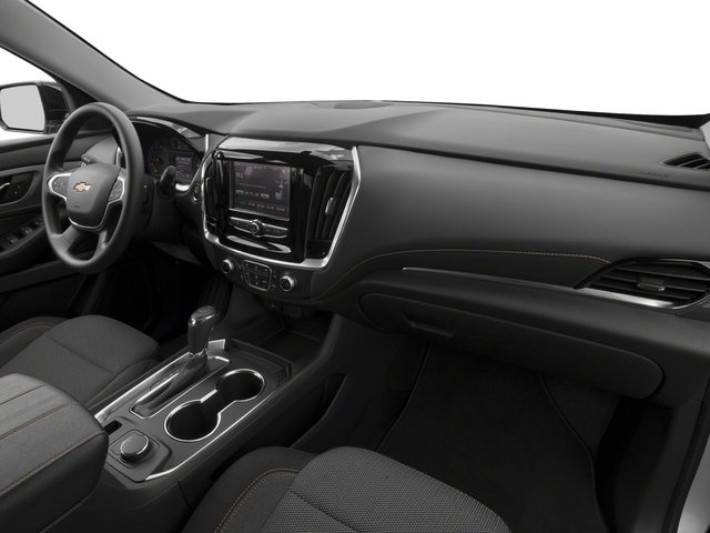 2018 Chevrolet Traverse Pictures Traverse AWD 4dr LS w/1LS photos passenger's dashboard
