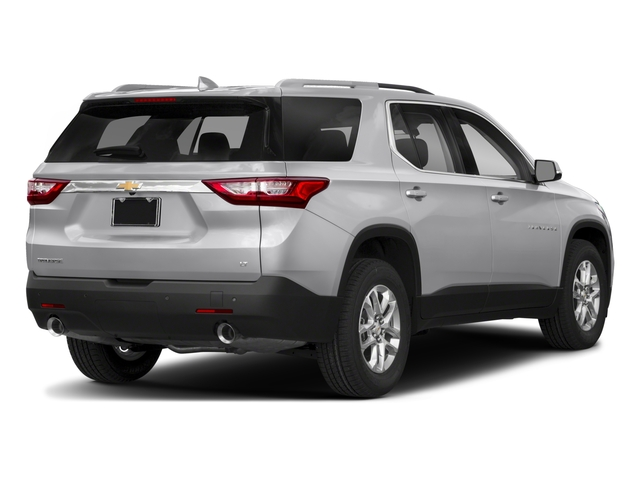 2018 Chevrolet Traverse Pictures Traverse AWD 4dr LT Cloth w/1LT photos side rear view