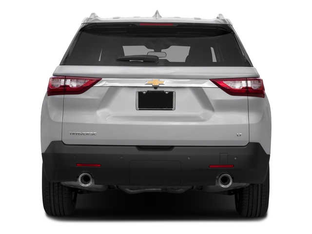 2018 Chevrolet Traverse Pictures Traverse AWD 4dr LT Cloth w/1LT photos rear view