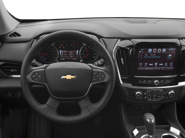 2018 Chevrolet Traverse Base Price AWD 4dr LT Cloth w/2FL Pricing driver's dashboard